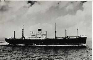 SS Rempang (steamship) - old post card
