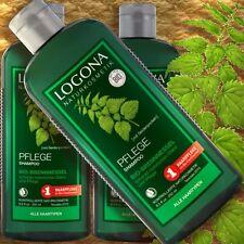 Logona Pflege-Shampoo Bio Brennnessel 250ml Naturkosmetik vegan bio jedes Haar