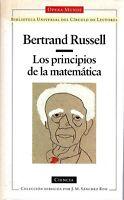 Bertrand Russell. Los principios de la matemática. Circulo de lectores