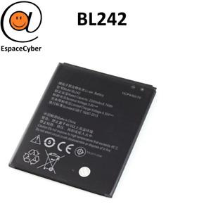 Battery BL242 For Lenovo A3910 A6000 A6010 K3 K30-T 2300 MAH
