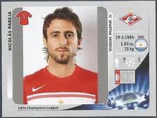PANINI UEFA CHAMPIONS LEAGUE 2012-13- #482-SPARTAK MOSCOW-NICOLAS PAREJA