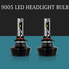 AUTOFEEL 2X 300000LM 9005 HB3 2000W LED Headlight Bulb High Beam Waterproof