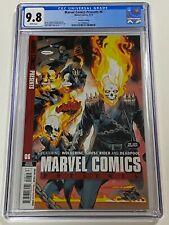 MARVEL COMICS PRESENTS 6 CGC 9.8 Wolverines Daughter 2nd print Comic 9/19