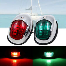 Navigation Lights on Pole Combined Lights Red Green Black Masthead NAVPABP