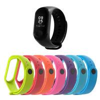 Xiaomi Mi Band 3/4 Replacement Sport Wrist Band Watch Strap Bracelet