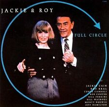 FREE US SHIP. on ANY 2 CDs! NEW CD Jackie Cain, Roy Kral: Full Circle