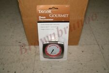 Taylor Gourmet Oven Thermometer NEW
