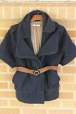 Mike & Chris~100% Wool Belted Coat~Jacket~M~$225  **RARE**