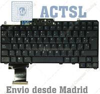 Teclado SP Dell Latitude D620 D820 D630 M65 M4300 M2300 español QWERTY