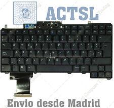 KEYBOARD SPANISH SP FOR DELL D620 D820 D630 D830 M65 SERIES TECLADO ESPAÑOL