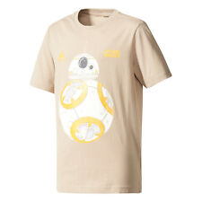 Adidas Kids Boys Tshirt Star Wars Sports Tee Training Youth Tee Fashion CG1556