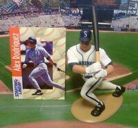 1997  ALEX RODRIGUEZ - (EXT) Starting Lineup - SLU - Figure & Card - SEATTLE