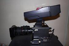 JVC KA-F5602U Studio Camera Kit W/ Fujinon S20x6.4BRM-SD 20X Zoom Video Lens