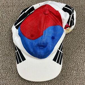 1996 Olympics South Korea Hat Global Caps Snapback Cap Atlanta jacket VTG