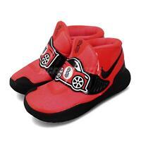 Nike Kyrie 6 Auto TDV Irving Bright Crimson Black Toddler Infant Shoe CK0616-600