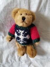 1988 Chrisha Playful Plush Teddy Bear