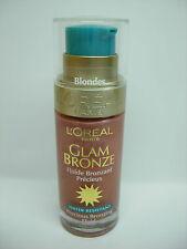 L'OREAL GLAM BRONZE FLUIDE BRONZANT PRECIEUX - 02 BLONDES - BRONZING FLUID