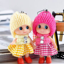 5Pcs Kids Toys Soft Interactive Baby Dolls Toy Mini Doll For Girls Cute Gift SY9