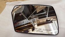 NEW OEM NISSAN QUEST(SL+SE) 2003-2009 DRIVER SIDE HEATED MIRROR GLASS
