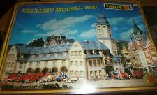 FALLER HOTEL 1987 BUILDING HO SCALE 1/87 EXCLUSIVE MODELL FS