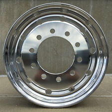Accuride 40012SP 22.5 x 9 Hub Pilot Flat Face Steer Only Wheel for 315/80R22.5