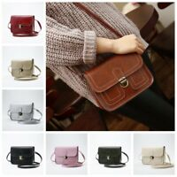 Women Leather Shoulder Bag Messenger Purse Satchel Tote CrossBody Bag Handbag