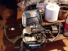 Parker buckhunter xp used compound bow package