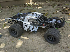 Traxxas Slash 1:10 1/10th VXL Velineon Brushless RTR 2WD Upgrades included