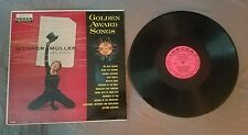 Werner Muller and his Orchestra promo LP Golden Award Songs Decca DL 8887 Hi-Fi