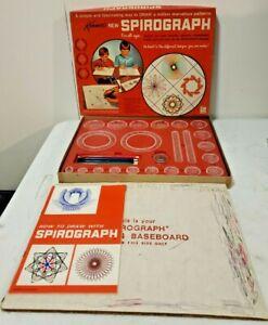 Vintage 1967 Kenner Spirograph No. 401 Complete
