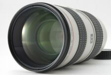 【AB- Exc】 Canon EF 70-200mm f/2.8 L USM Telephoto Zoom Lens From JAPAN Y3537