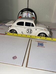2005 Planet Toys Herbie Fully Loaded Street Racer Remote Control Car