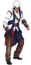 Leg Avenue Assassin's Creed Connor Adult Halloween Costume