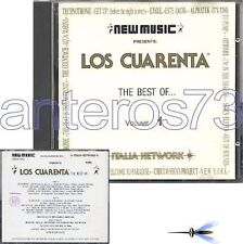 LOS CUARENTA CD 1990 ITALO DANCE - TECHNOTRONIC OTTOMIX