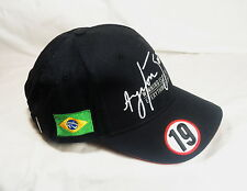 Ayrton Senna Adult's Cap No. 19, BNWT!!