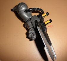 MANDROID LEFT ARM piece CAPTAIN AMERICA MARVEL LEGENDS build a figure toy part