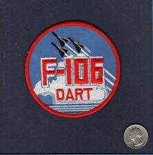 CONVAIR F-106 DELTA DART USAF FIS Squadron Aircraft Patch