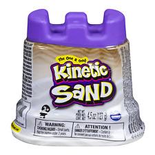NEW Sealed~KINETIC SAND WHITE-Single 4.5oz Size