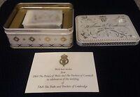 H.R.H. Duke & Duchess of Cambridge (Prince William & Kate) Wedding Cake