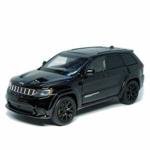 1:32 Jeep Grand Cherokee Trackhawk Model Car Diecast Toy Vehicle Kids Gift Black