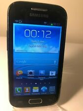 Samsung Galaxy Ace 2 GT-I8160 - 4GB - Black (Unlocked) Smartphone Mobile
