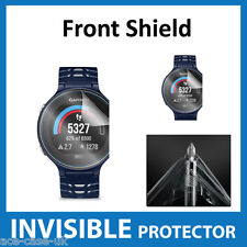Garmin Forerunner 630 INVISIBLE FRONT Screen Protector Shield - Military Grade
