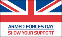 armed forces day flag heroes british army union jack united kingdom
