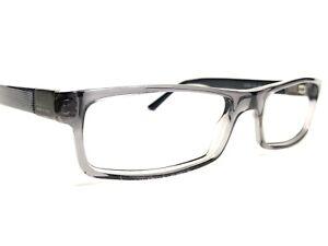 Gucci GG1654 2X2 Mens Gray & Blue Modern Rx Eyeglasses Frames 53/18~140