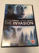 The Invasion (DVD, 2008) daniel craig, nicole kidman, region 2 uk dvd