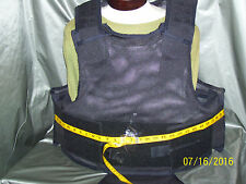 BLACKHAWK Body Armor Bullet Proof Vest. Level IIIA XXX Larg NEW OLD STOCK 2013