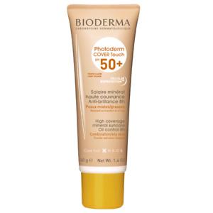 Bioderma Fluid Photoderm Cover Touch SPF 50+ light shade 40g