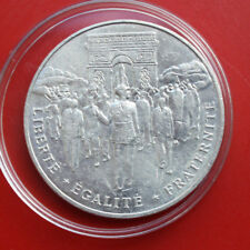 France: 100 Francs Argent 1994, St-BU, KM # 1045.1, #f 1534, LIBERATION de PARIS