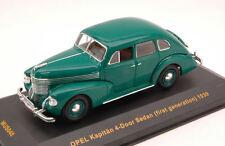 1 43 IXO OPEL Kapitän A 1939 Green
