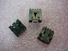 TYCO 104361-3 WIRE-BOARD CONNECTOR Header R/A 4-Pos 2.54mm **NEW** 3/PKG